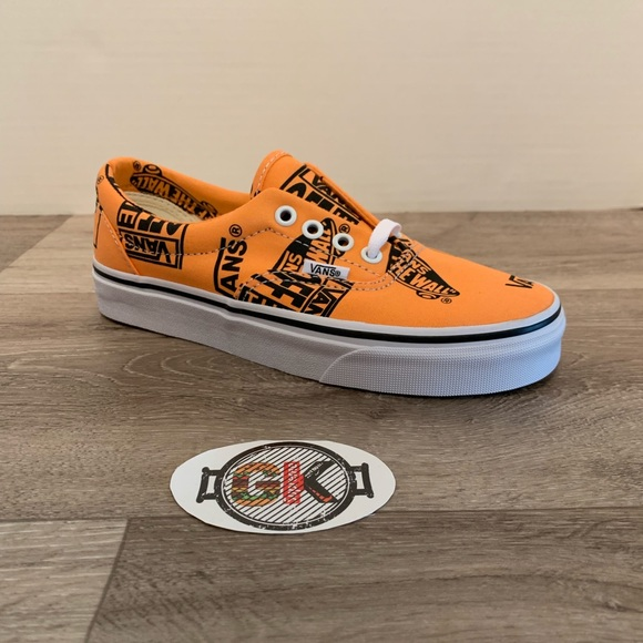 Men'sYouth Vans (Logo Mix) Tangerine </p>                     					</div>                     <!--bof Product URL -->                                         <!--eof Product URL -->                     <!--bof Quantity Discounts table -->                                         <!--eof Quantity Discounts table -->                 </div>                             </div>         </div>     </div>     